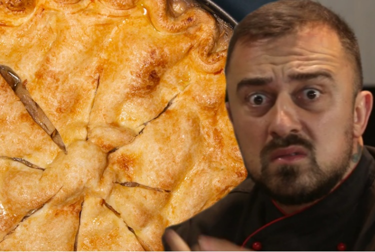 Le video-ricette di Chef Rubio: ecco come si prepara una deliziosa Apple Pie